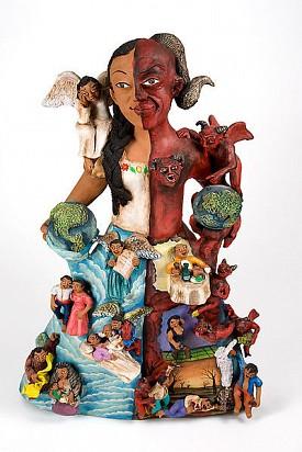 Good and Evil by Demetrio Aguilar