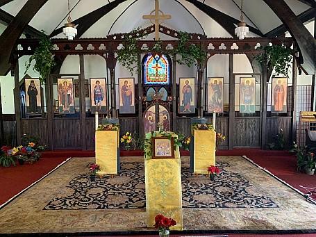 Our Spiritual Home